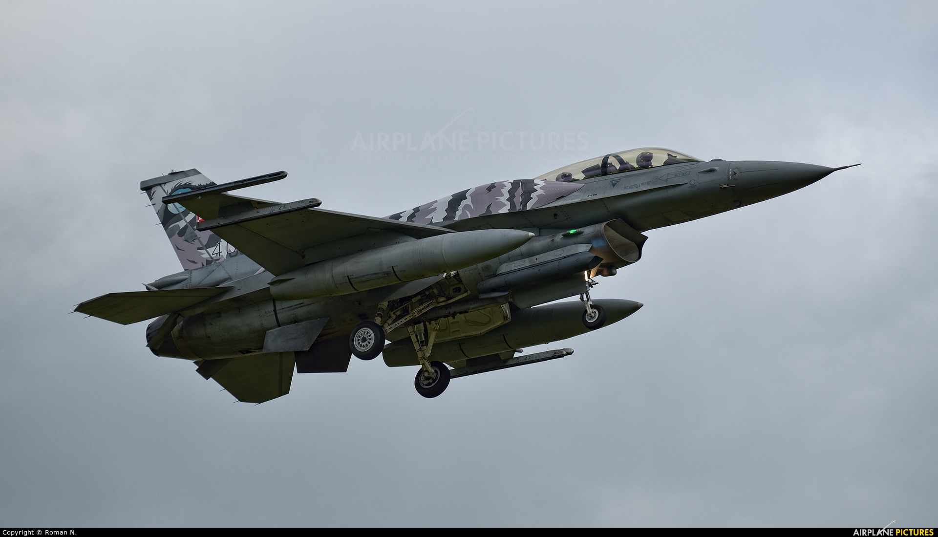 Poland - Air Force 4084 aircraft at Schleswig-Jagel