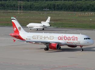 D-ABDU - Air Berlin Airbus A320