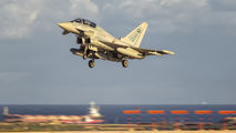 ZK399 - Saudi Arabia - Air Force Eurofighter Typhoon aircraft