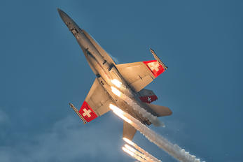 - - Switzerland - Air Force McDonnell Douglas F-18C Hornet