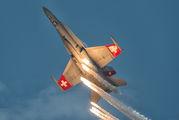- - Switzerland - Air Force McDonnell Douglas F-18C Hornet aircraft