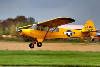 G-FUZZ - Private Piper L-18 Super Cub