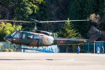 JG-1929 - Japan - Ground Self Defense Force Fuji UH-1J