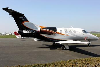 N100EQ - Private Embraer EMB-500 Phenom 100
