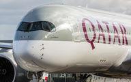 F-WZFA - Qatar Airways Airbus A350-900 aircraft