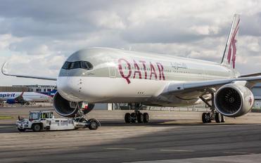 F-WZFA - Qatar Airways Airbus A350-900