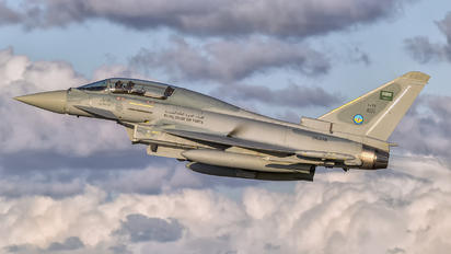 ZK399 - Saudi Arabia - Air Force Eurofighter Typhoon