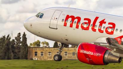 9H-AEN - Air Malta Airbus A320