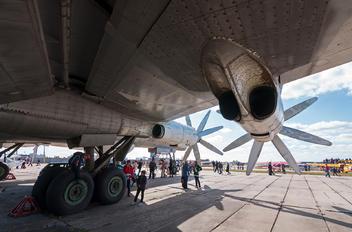 85 - Russia - Navy Tupolev Tu-142MZ