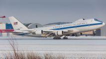 74-0787 - USA - Air Force Boeing E-4B aircraft