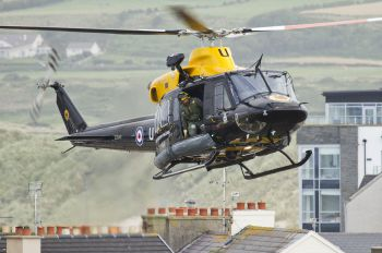 ZJ240 - Royal Air Force Bell 412EP Griffin HT.1