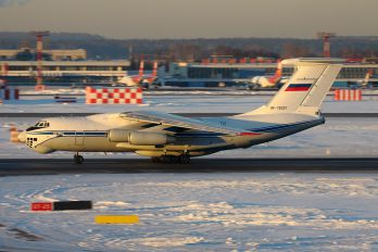 RF-76327 - Russia - Federal Border Guard Service Ilyushin Il-76 (all models)