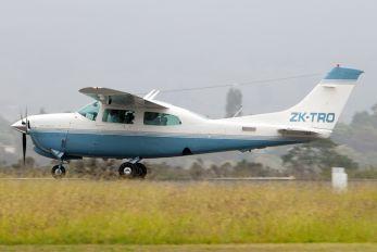 ZK-TRO - Private Cessna 210 Centurion