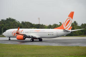 PR-GXM - GOL Transportes Aéreos  Boeing 737-800