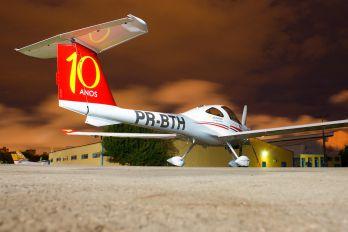 PR-BTH - Born To Fly - Escola de Aviação Civil Diamond DA 20 Eclipse