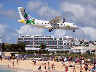 F-OIXO - Air Antilles Express ATR 42 (all models)