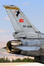 94-0091 - Turkey - Air Force General Dynamics F-16C Fighting Falcon