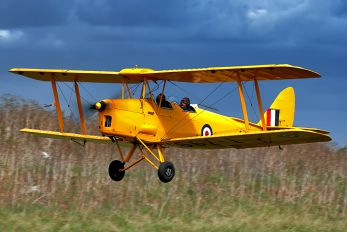 G-AHUF - Private de Havilland DH. 82 Tiger Moth