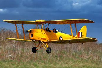 G-AHUF - Private de Havilland DH. 82 Tiger Moth