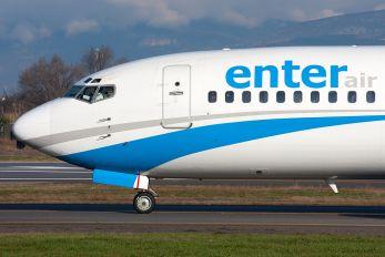 SP-ENK - Enter Air Boeing 737-400