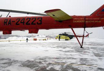 RA-24223 - UTair Mil Mi-8T