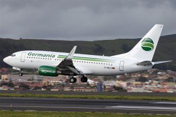 D-ABLB - Germania Boeing 737-700