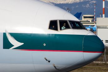 B-KPG - Cathay Pacific Boeing 777-300ER