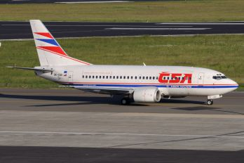 OK-XGD - CSA - Czech Airlines Boeing 737-500