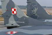 114 - Poland - Air Force Mikoyan-Gurevich MiG-29A aircraft