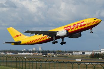 OO-DIJ - DHL Cargo Airbus A300F
