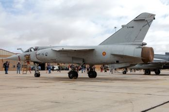 C.14-60 - Spain - Air Force Dassault Mirage F1M