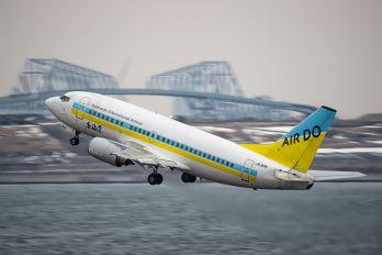 JA301K - Air Do - Hokkaido International Airlines Boeing 737-500