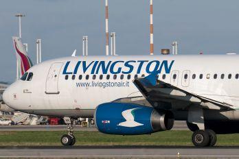 EI-EXK - Livingston Airbus A320
