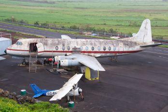 EC-DXU - LAC Líneas Aéras Canarias Vickers Viscount