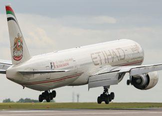 A6-ETD - Etihad Airways Boeing 777-300ER
