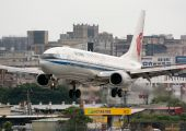 B-5508 - Air China Boeing 737-800 aircraft