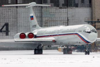 RA-86555 - Russia - Air Force Ilyushin Il-62 (all models)