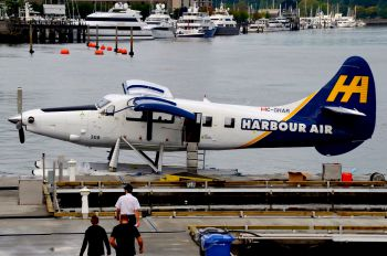 C-GHAR - Harbour Air de Havilland Canada DHC-3 Otter