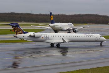 D-ACNX - Eurowings Canadair CL-600 CRJ-900