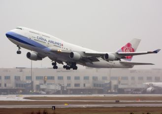B-18202 - China Airlines Boeing 747-400
