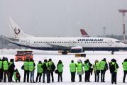 VP-BGP - Orenair Boeing 737-400 aircraft