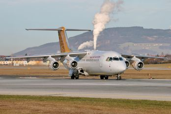 SE-DSP - Malmo Aviation British Aerospace BAe 146-300/Avro RJ100