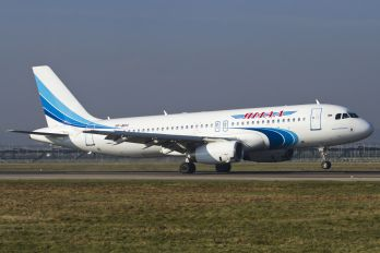 VP-BCU - Yamal Airlines Airbus A320