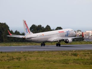 EC-LCQ - Air Europa Embraer ERJ-195 (190-200)