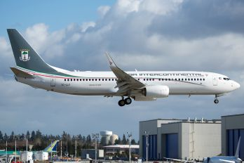 3C-LLY - Ceiba Intercontinental Boeing 737-800