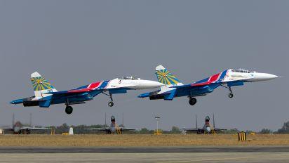 "08 - Russia - Air Force ""Russian Knights"" Sukhoi Su-27"