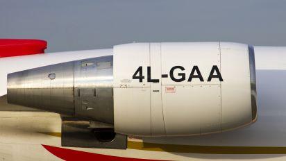 4L-GAA - Airzena - Georgian Airlines Canadair CL-600 CRJ-850