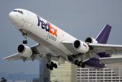 N392FE - FedEx Federal Express McDonnell Douglas DC-10F aircraft
