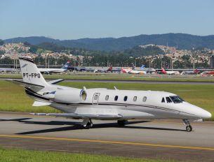 PT-FPG - Private Cessna 560XL Citation Excel