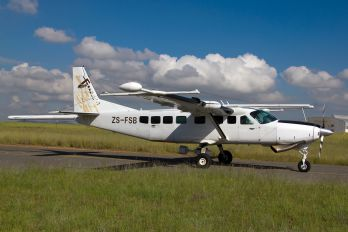 ZS-FSB - Fugro Airborne Surveys Cessna 208 Caravan